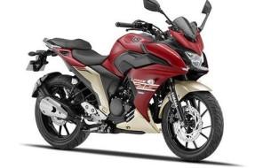 Yamaha FAZER-250-std,Yamaha FAZER-250 Red color, Yamaha Bikes, Shanti Motors Chennai,Tamil Nadu