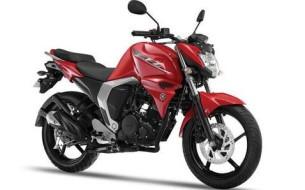 Yamaha FZ-FI-V2_red 1,Yamaha Bikes,Yamaha Red color bike
