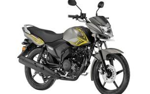 Saluto dish brake,saluto metallic color, Yamaha bikes, shanti Motors Chennai, Tamil Nadu