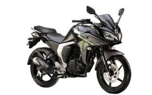 Fazer-FI, Yamaha bikes , Shanti Motors Chennai,Tamil Nadu,Black colored Fazer FI