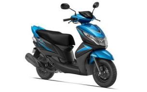 Yamaha-ray-z-astral blue, Yamaha
