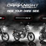 DARKNIGHT EDITION, YAMAHA BIKES AND SCOOTERS