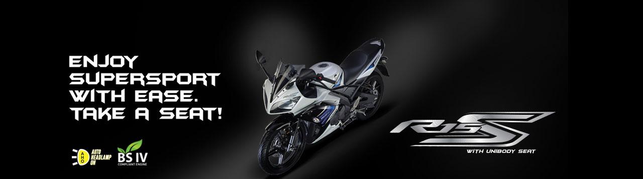 Yamaha R15 Banner, Yamaha bikes